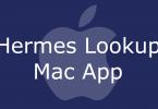 Hermes Lookup