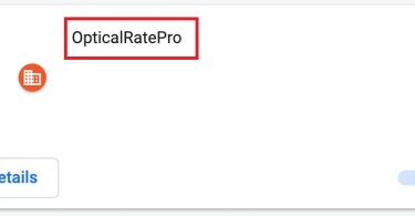 Optical Rate Pro