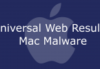 Universal Web Results