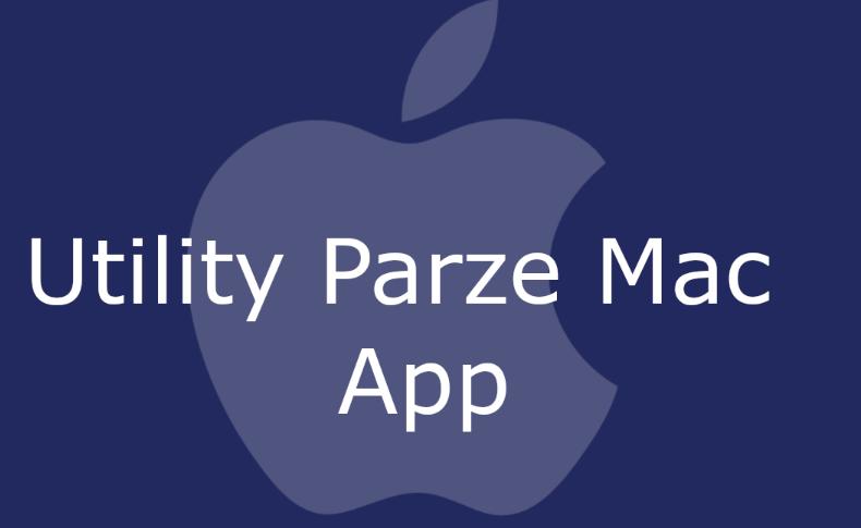Utility Parze Mac