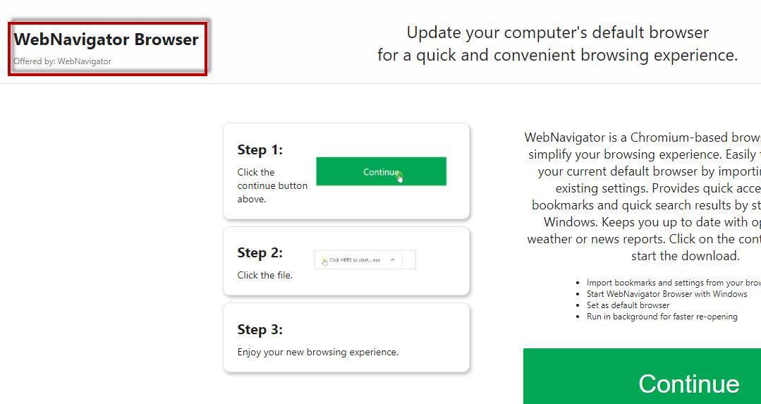 web navigator browser(Webnavigatorbrowser.exe)
