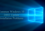 Common Windows 10 20H1 Update Installation Problems