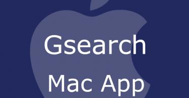 Gsearch Virus Mac