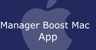 Manager Boost Mac