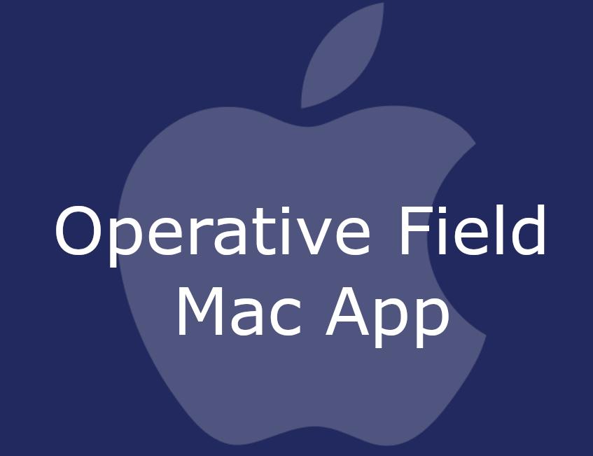 Operative Field