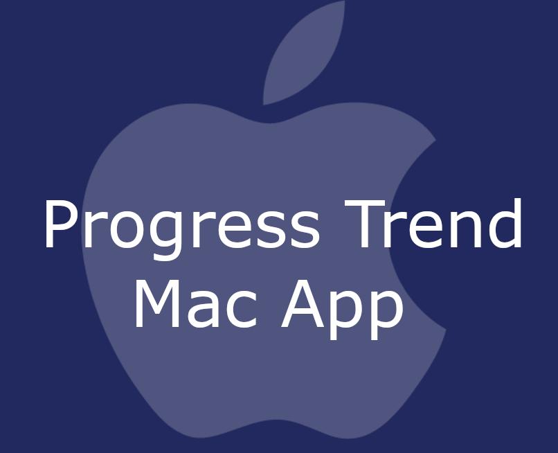 Progress Trend Mac