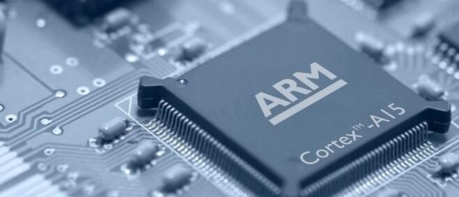 apple ARM chip