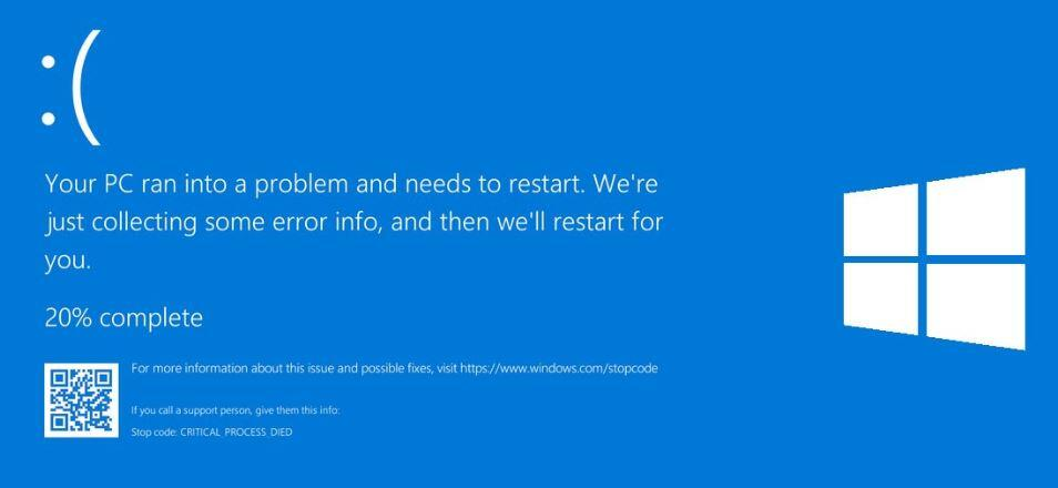 Issues with the latest Windows 10 Update (May 2020) + Fix suggestions: Part I