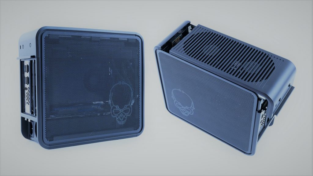 Intel NUC 9 Extreme Kit 'Ghost Canyon' Review