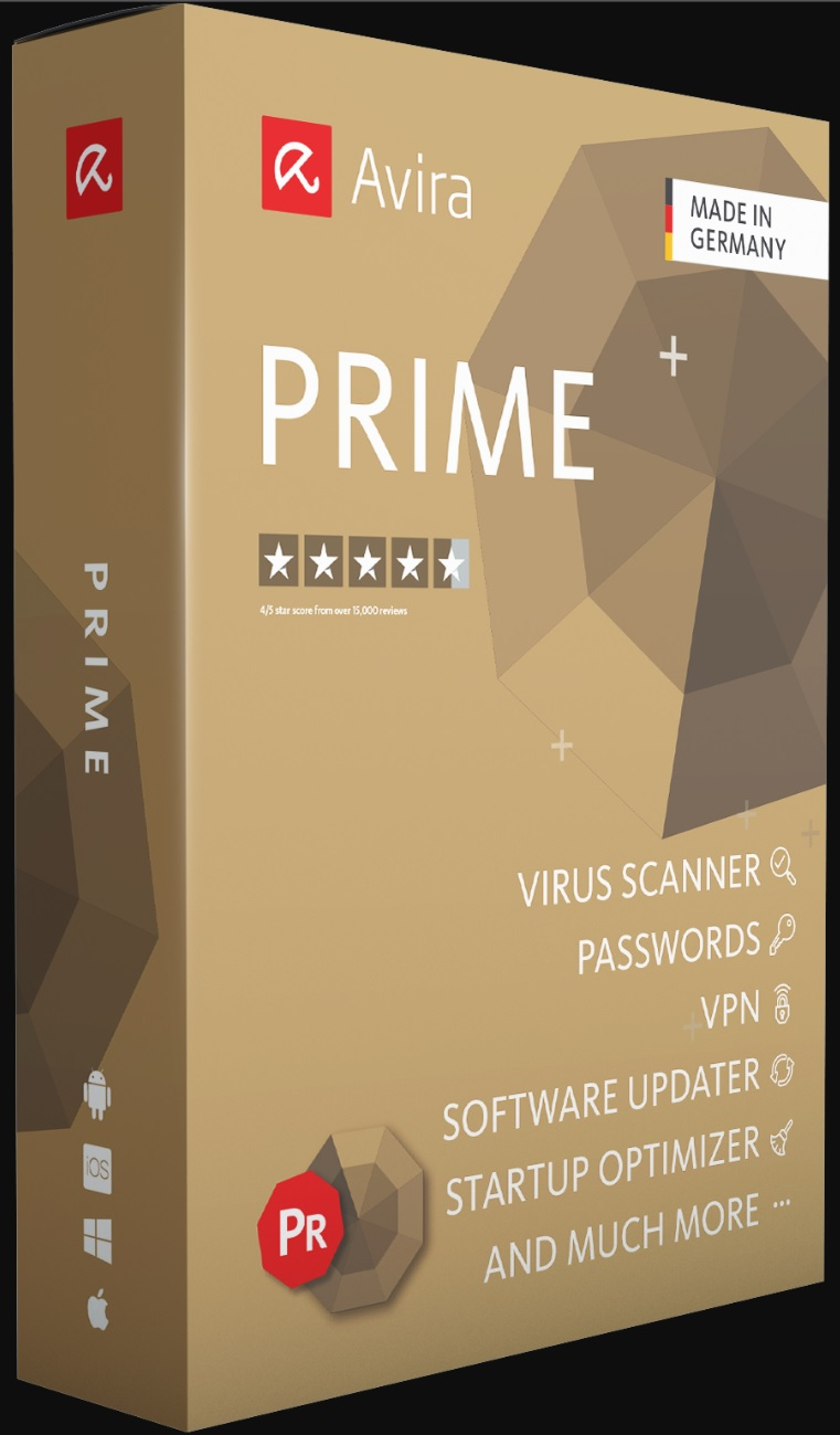Avira Prime 2020 – Security Software Review