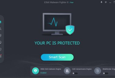 IObit Malware Fighter Free – Review