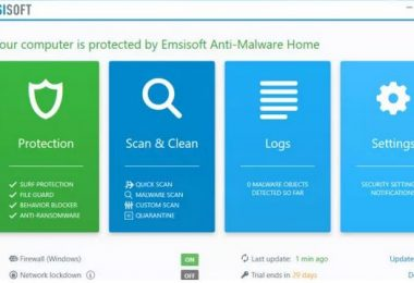 Emsisoft Anti-Malware Home (Review)
