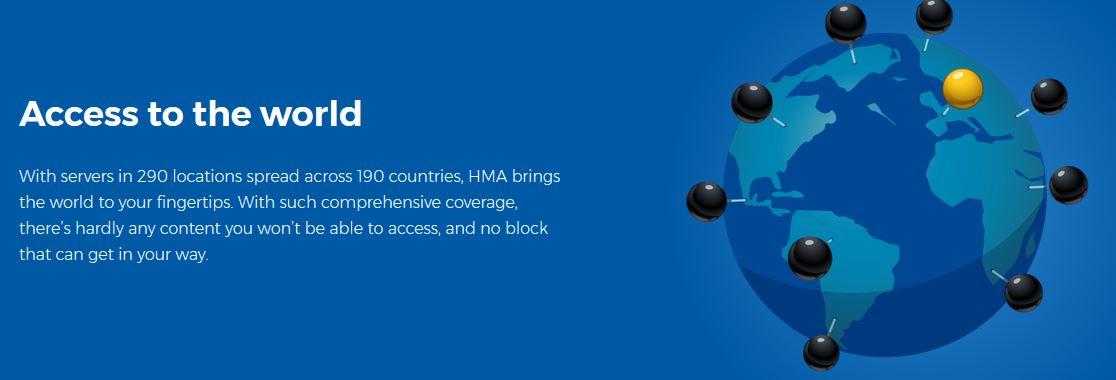 Hma Access Servers