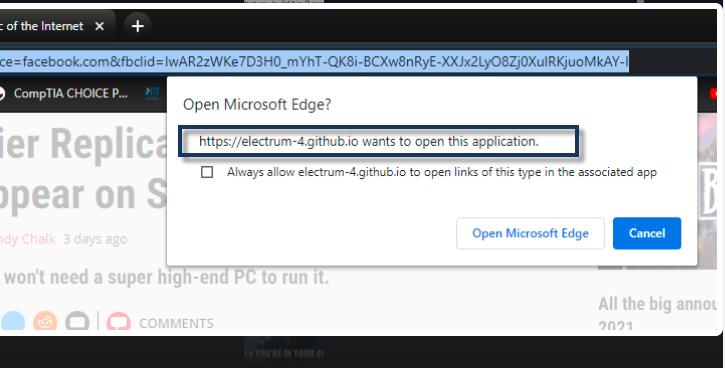 Electrum Github