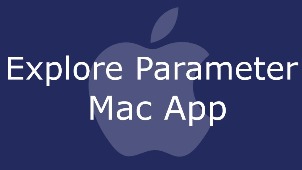 Explore Parameter