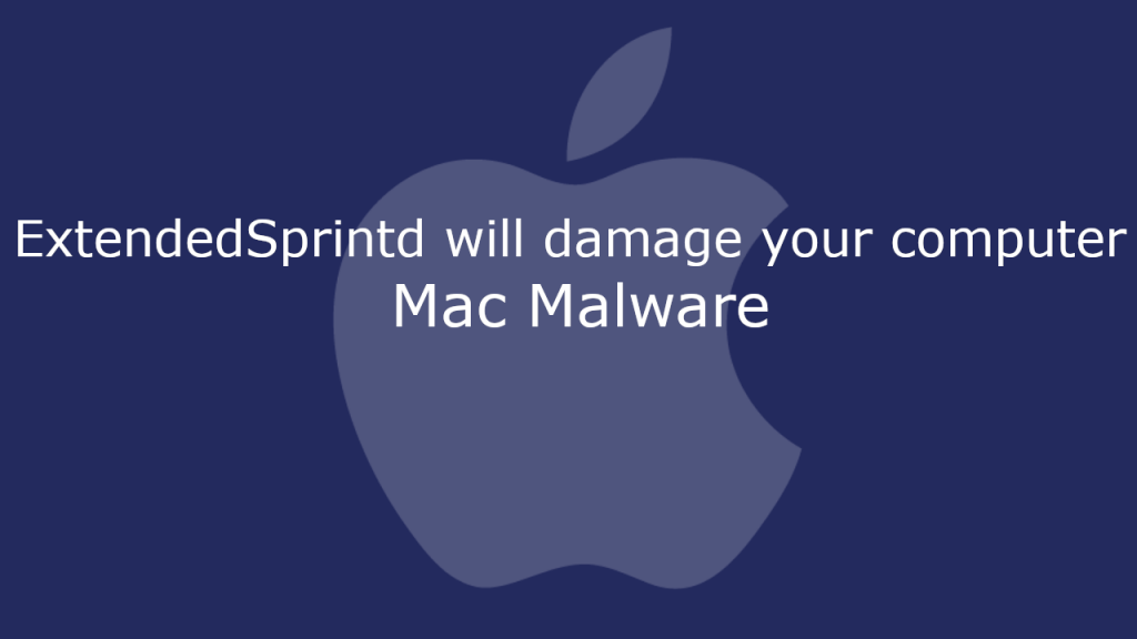 ExtendedSprintd will damage your computer