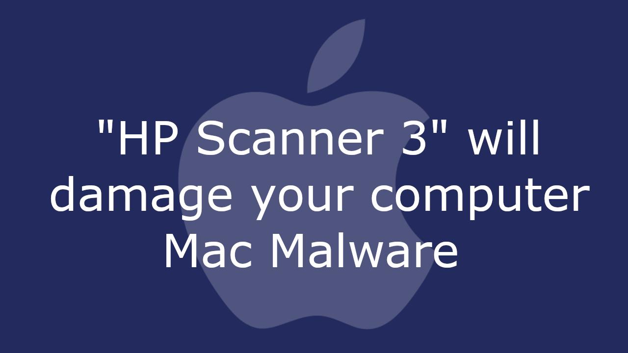 HP Scanner 3