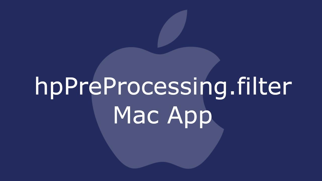 hpPreProcessing.filter