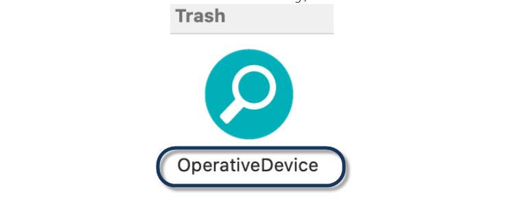 Operative Device