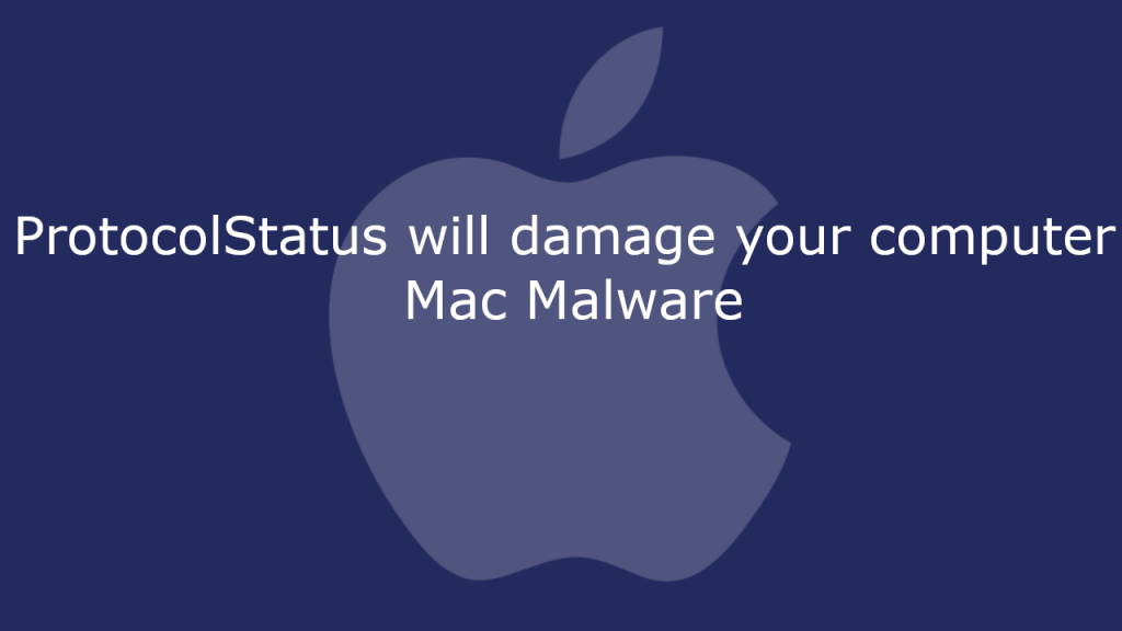 ProtocolStatus will damage your computer