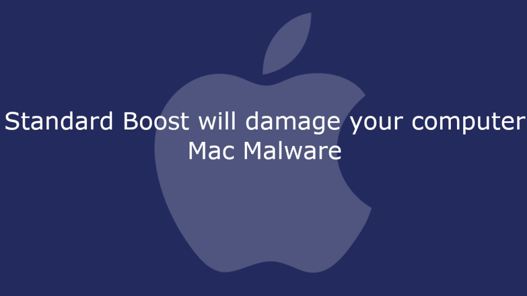 Standard Boost will damage your computer