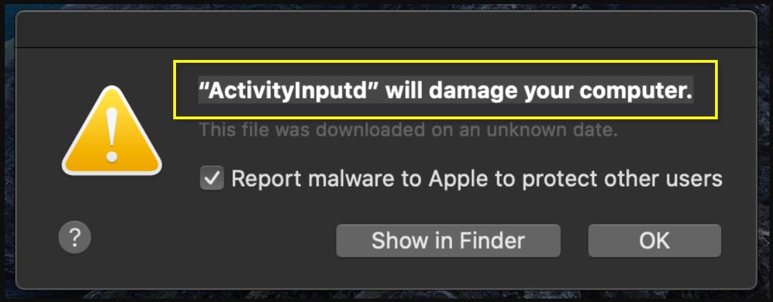 ActivityInputd