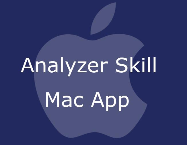 Analyzer Skill