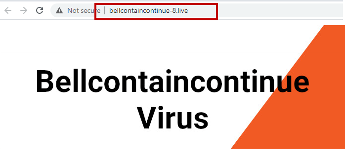 Bellcontaincontinue