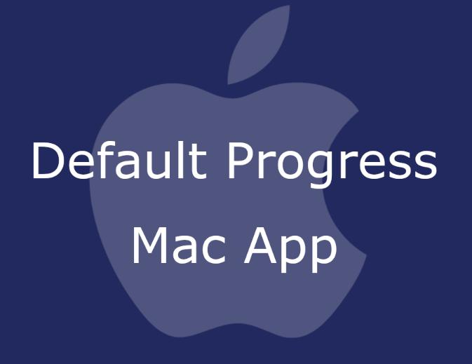 Default Progress