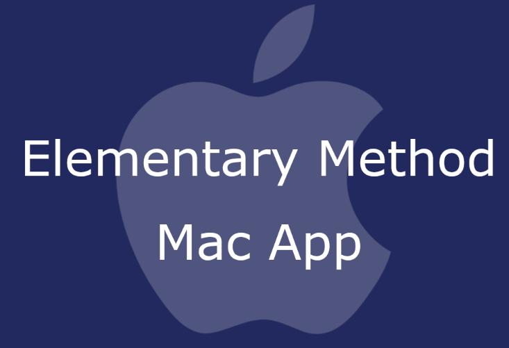 Elementary Method