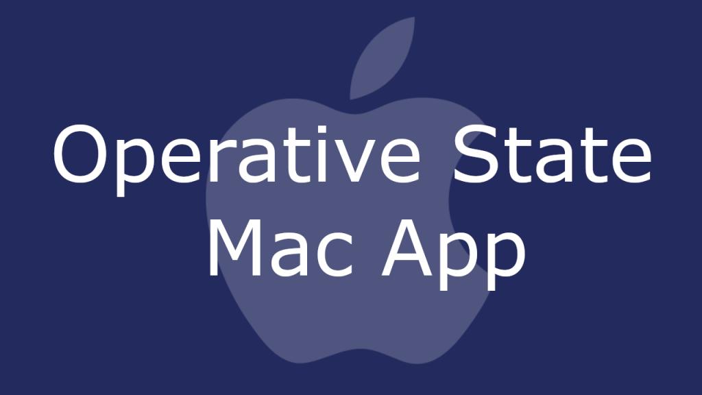 Operative State