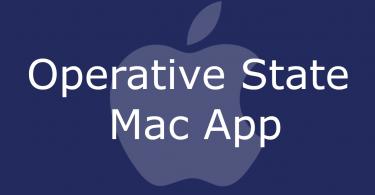 Operative State Mac