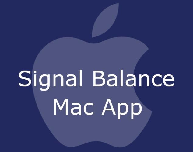 Signal Balance