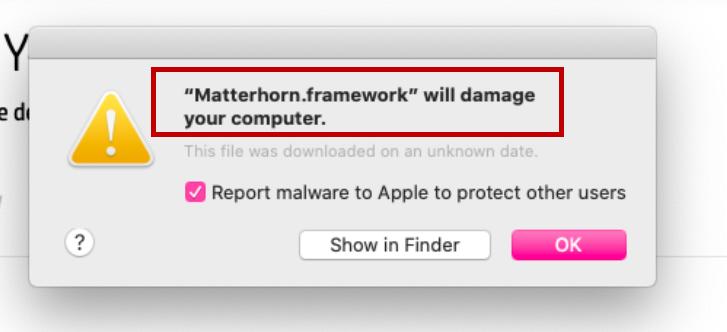 Matterhorn.Framework