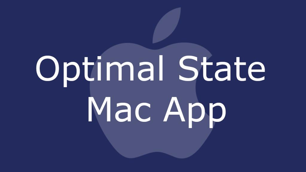 Optimal State