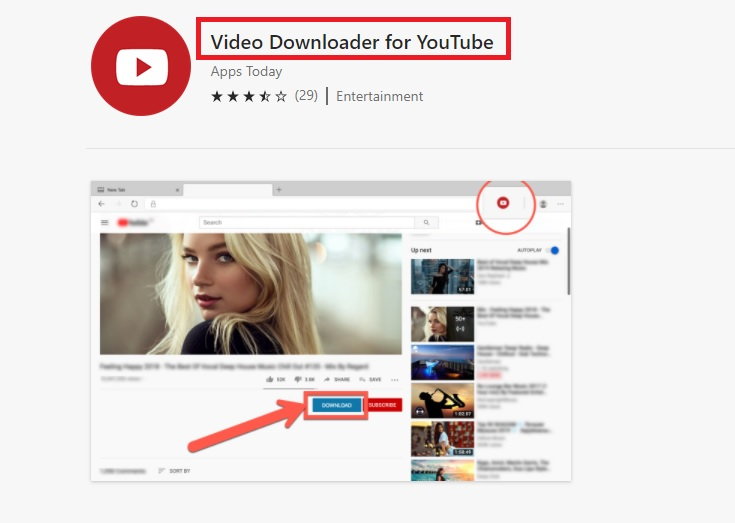Video Downloader for YouTube