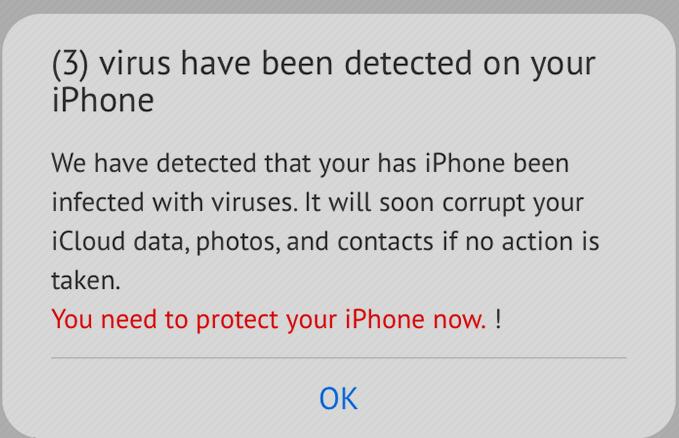 Viruses detected