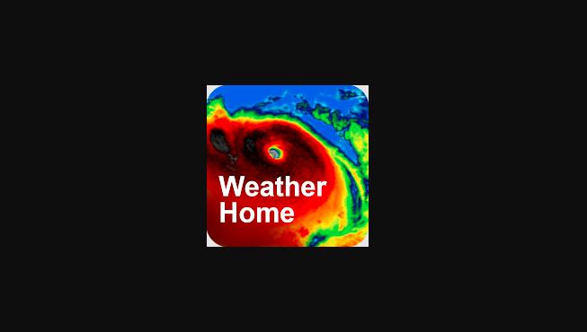 Weather Home app