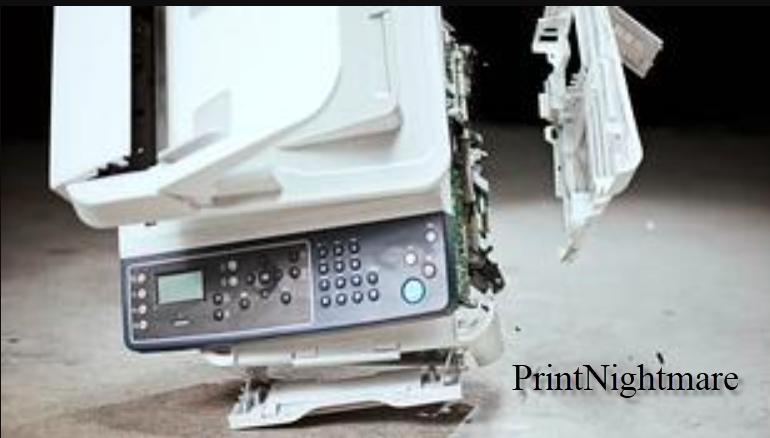 PrintNightmare Bug