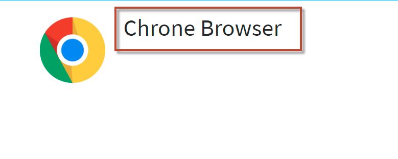 Chrone Browser