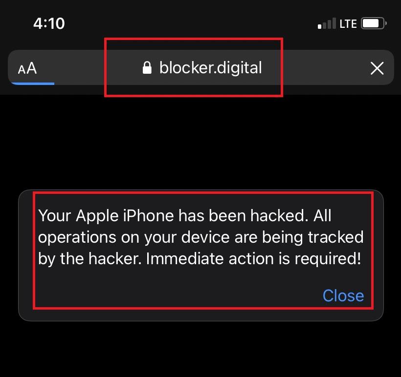 Blocker Digital